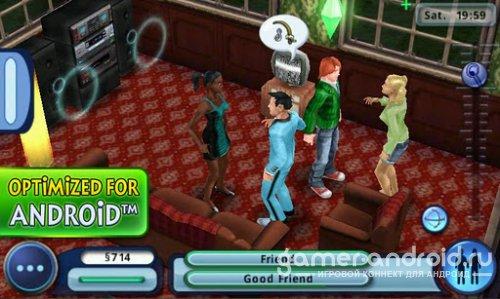 The Sims 3 HD - Симс 3 для Андроид