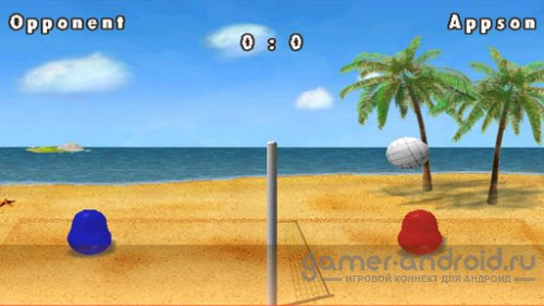 Blobby Volleyball - Волейбол