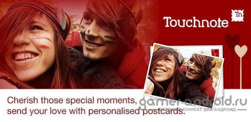 Touchnote - Мобильные открытки