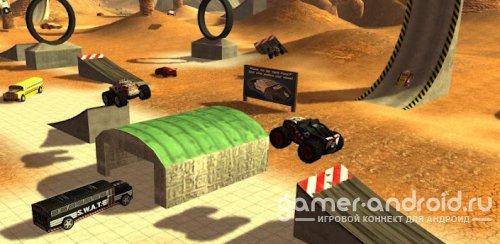 Crash Drive 3D - Гонки от A10