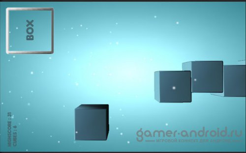 Cube on Cube 3D - Кубик на кубик