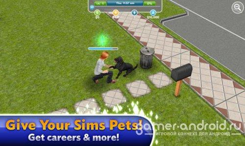 The Sims™ FreePlay - Симс скачать
