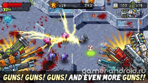 Monster Shooter - Монстры