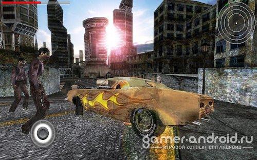 Car Armageddon 2012 (Alpha) - Зомби гонки в 3D HD