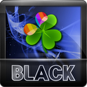 Elegant Black GO Launcher EX