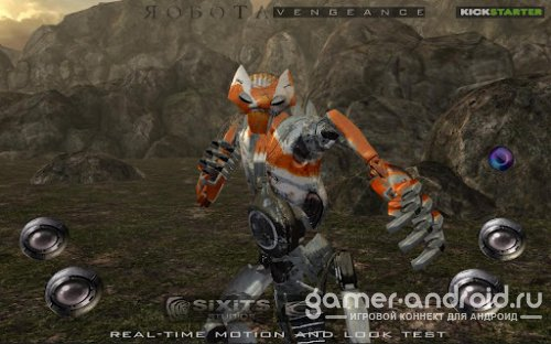 ROBOTA:Vengeance