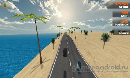GraviTire 3D - Колесные гонки