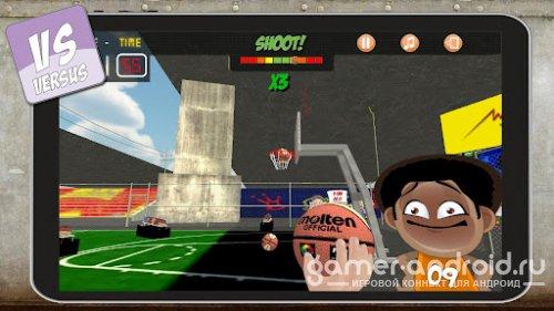 Super Basket 3D Tegra Pro - Баскетбол