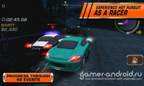 Need for Speed™ Hot Pursuit - Гонки НФС