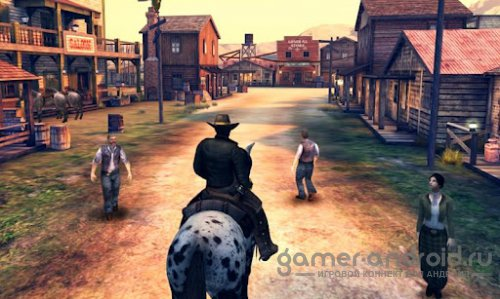 Six-Guns - Классная игра