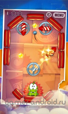 Cut the Rope: Experiments - Эксперименты над Ам Ням
