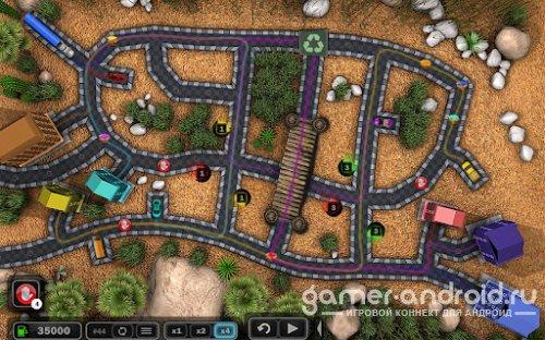 Traffic Wonder - Управлять машинами