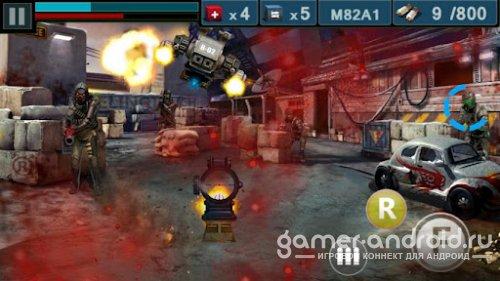 Gun & Blood - Кровавый пистолет