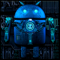 Steampunk Droid Live Wallpaper