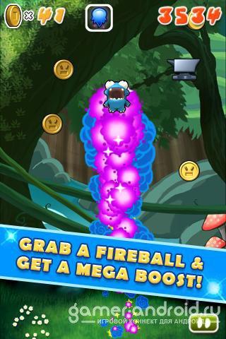 Mega Jump - прыгалка для андроид