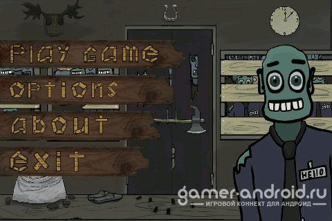 Zombies Visit - Скоро на Android