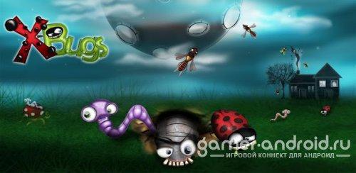 X-Bugs - Давим мух и жуков