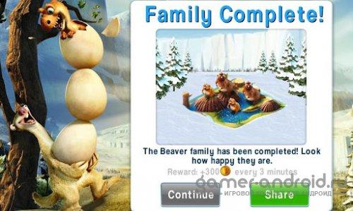 Ice Age Village - Ледниковый период