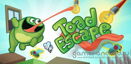 Toad Escape - Спасти жабу