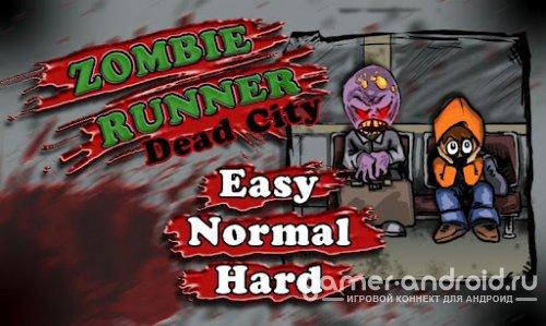 Zombie Runner Dead City