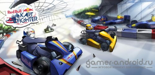Red Bull Kart Fighter WT - отличные гонки