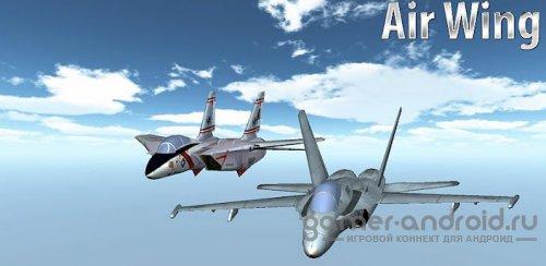 Air Wing Pro - попробуйте себя в роли пилота.