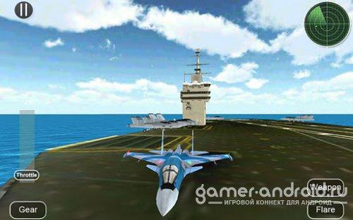 Air Wing Pro-попробуйте себя в роли пилота.