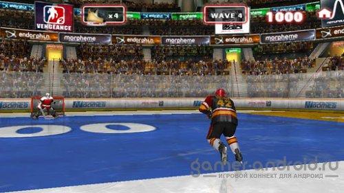 Icebreaker Hockey - Хоккей