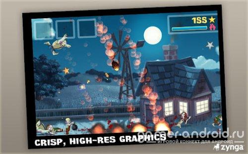 Zombie Smash-нашествия кровожадных зомби