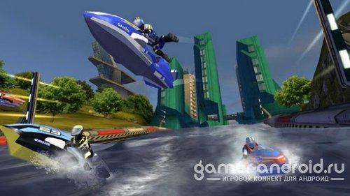 Riptide GP-гонки на водных байках