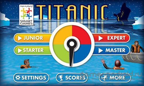 Titanic by SmartGames