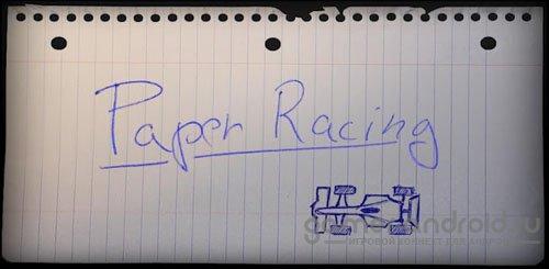 F1 Paper Racing - F1 на тетрадном листе