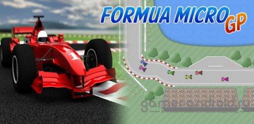 FORMULA MICRO GP (F1 GAME)