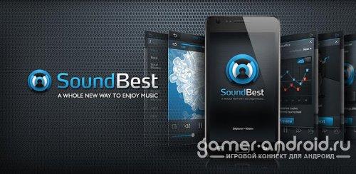 SoundBest Music Player - Плеер для Андроид
