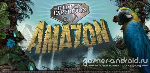 Amazon:Hidden Expedition-Full - Путешествие по Амазонки