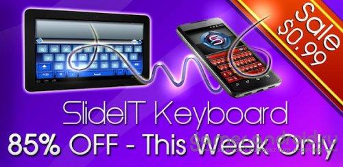 SlideIT Keyboard - Клавиатура