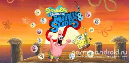 SpongeBob Marbles & Slides - Губка Боб