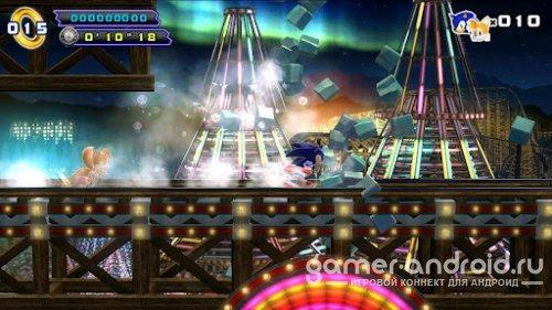 Sonic 4 Episode II THD - Соник