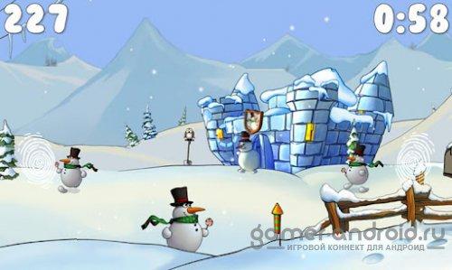 Snowmen Story - история снеговиков