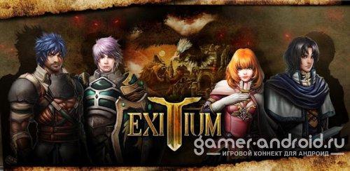 Exitium: Saviors of Vardonia - Конкурент Zenonia