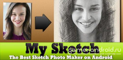 My Sketch - Фото Редактор