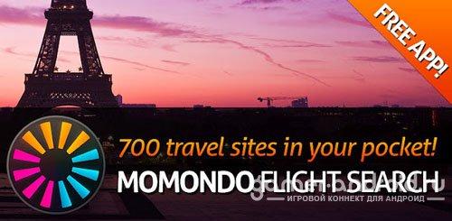 Momondo - ищем дешевые авиабилеты