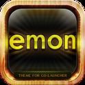 Emon GO Launcher EX Theme