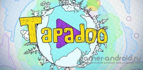 Tapadoo: tap to solve