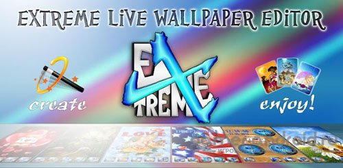 Extreme Live Wallpaper FULL