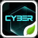 Cyber GOLauncher EX Theme