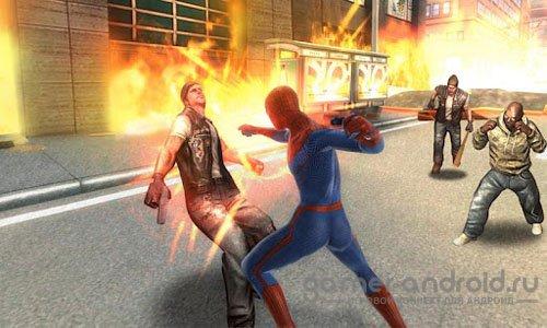 The Amazing Spider-Man - Удивительный Человек-Паук