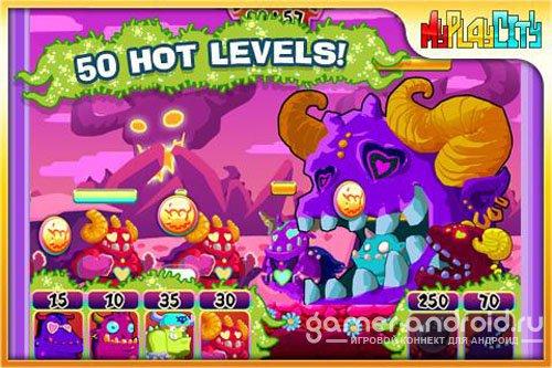 Cute Monsters - битвы монстров