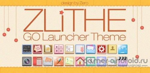 ZLithe GO Launcher Theme
