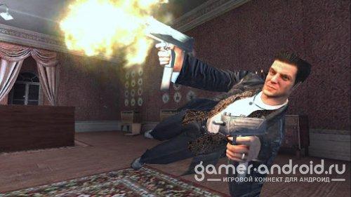 Max Payne Mobile - Макс Пейн